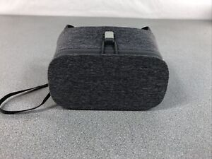 Google Daydream View VR Headset Gray D9SHA w/Remote Pixel 1 2 3 Android - NICE!