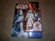 """Figurine STAR WARS """"THE FORCE AWAKENS"""": FIRST ORDER SNOWTROOPER - NEW SEALED"""