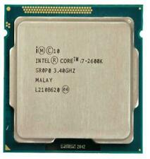 Intel I7-2600K 3.4GHz LGA 1155 32nm 4-CORE 8M Core i7 2nd Gen CPU Processors