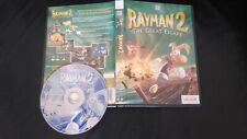 PC Game RAYMAN 2 (pc cd-rom)