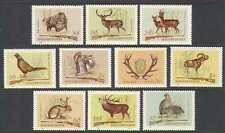 Hungarian Animal Kingdom Postal Stamps