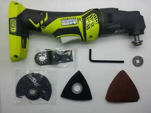 Ryobi P340 18-Volt ONE+ JobPlus Base with Multi-tool Attachment Bare Tool Only