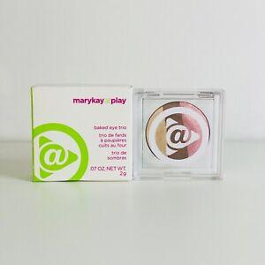 Mary Kay® Mary Kay At Play® Baked Eye Trio Neapolitan