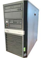 Fujitsu Siemens  ESPRIMO P5925 - C2D E7200 - 160GB - 4GB - DVD-RW - Win10Pro 64B