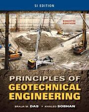 Principles Of Geotechnical Engineering 8/E Int'L Edition