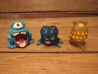 Vintage LOT Kenner Real Ghostbusters 1980's Ghost