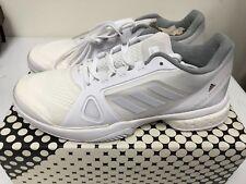 Adidas Women Tennis Stella McCartney Barricade Boost Shoes White  BY1621 SZ US10