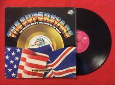 STARS ON STEVIE SUPERSTARS GREATEST ROCK'N'ROLL BAND WORLD VG+ VINYLE 33T LP