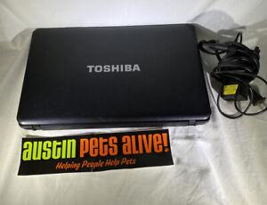 Toshiba Satellite C655-S5132 Laptop For Parts or Repair