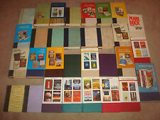 Vintage Readers Digest Condensed 31 BOOK LOT Select Editions Decorative Cover HC