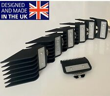 Wahl Premium Clipper Guards Full Set Attachment Metal 7Pcs UK Brand🇬🇧