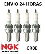 Bujias de encendido 4 unidades ngk cr8e envio 24 horas se envia desde España