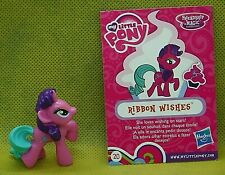 My Little Pony G4 Blind Bag Wave 15 Ribbon Wishes #20 Figure With Card
