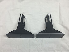 Front Bumper Wind Splitter Support Brackets 92-00 Civic Del Sol integra 94-01