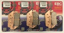 EBC Sintered FRONT and REAR Brake Pads For HONDA ST1100 (Non ABS) (1990 to 2002)