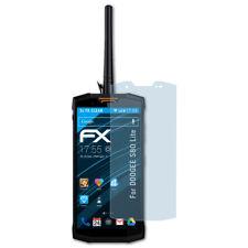 atFoliX 3x Displayschutzfolie für DOOGEE S80 Lite Schutzfolie FX-Clear Folie