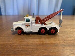 Vintage Matchbox Lesney King Size K-2 Scammell Heavy Wreck Truck Die Cast Esso