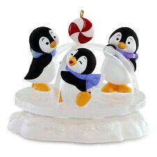 Hallmark 2016 Playground Pals Penguin Ornament