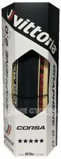 Vittoria Corsa G 2.0 Graphene clincher 700 x 23 black / tan   USA based