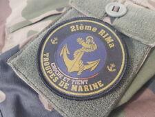 """SNAKE PATCH - écusson TDM """" 21ème RIMa """" BV OD troupes de Marine FRANCE MARSOUIN"""