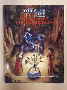 The Wheel of Time Roleplaying Game: Prophesies of the Dragon (d20 System)