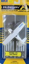 Cessna 172 Blue/White Daron  RW065+ Straight Runway section Free Shipping!