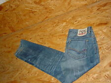 Estupendos jeans V. tommy hilfiger talla w27/l32 azul used victoria MB