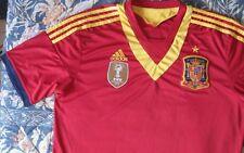 Camiseta Shirt Trikot ESPAÑA Adidas Spain 2011 Season World Cup Winners  Conf mod 7a90cb6c7476a