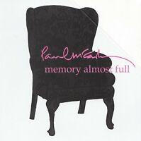 Paul McCartney-Memory Almost Full CD