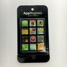 Iphone Fridge Magnets App Apple Apps Icon Office Home Magnet Small 18 Pieces