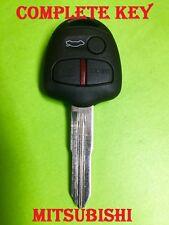 Complete Mitsubishi Lancer Outlander Colt  Mirage 3 Button Remote Key  MIT11R