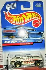 Rare Chevy Nomad ☆☆ Hot Wheels Surf 'N Fun Series Mattel Malaysia