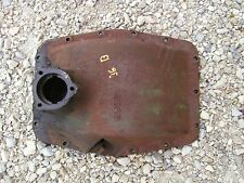 1936 Unstyled John Deere B Tractor Jd Main Rear Transmission Housing Cover Amp Pto
