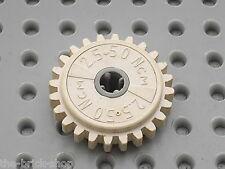 Engrenage LEGO TECHNIC Gear 24 Tooth Clutch ref 60c01 / Set 8258 8421 8297 3804