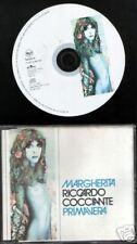 COCCIANTE RICCARDO MARGHERITA PRIMAVERA CDS