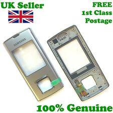 100% Genuine Samsung J600 front fascia housing+lens screen+side touch buttons UI