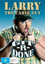 Larry The Cable Guy - Git-R-Done (DVD, 2011), NEW SEALED REGION 4