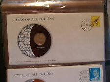 Coins of All Nations South Korea Ten Won 1979 UNC
