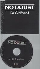CD--NO DOUBT--EX GIRLFRIEND--PROMO