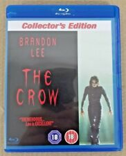 THE CROW - COLLECTOR'S EDITION [BLU-RAY] [Region B/2]