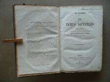 Les Temps Difficiles Charles Dickens Hachette Paris 1872 1° Traduzione Francese