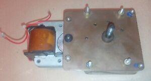 Gruner - Gear motor 220V AC 1/2 RPM Kleingetriebemotor Motoriduttore