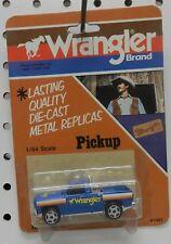 WRANGLER CHEVY 1983 PICKUP TRUCK SHORT BED 80 82 84 COWBOY UP 4X4 ERTL