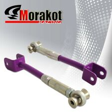 For 350Z 03-07/ G35 02-06 Replacements Adjustable 2 Piece Rear Camber Kit Purple