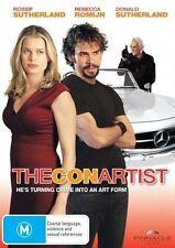 The Con Artist DVD 2010 & Region 4 Rossif Donald Sutherland