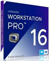 Work Station 16 Pro run multiple OS | Download | Instant Delivery