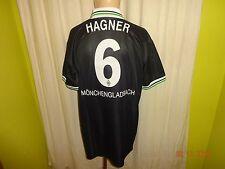 "Borussia Mönchengladbach reebok camiseta 1997/98 ""Belinea"" + nº 6 hagner talla XL Top"