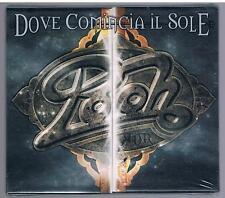 POOH DOVE COMINCIA IL SOLE CD SIGILLATO!!!