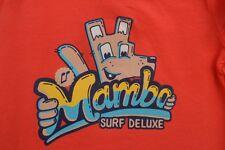 MAMBO surf deluxe baby boy top Sz 0 BNWT t-shirt tee short sleeves summer