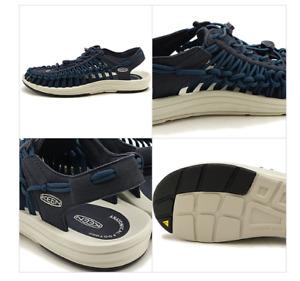 Keen Uneek Blue Nights/Silver Birch Active Sport Sandal Men's sizes 7-14/NEW!!!